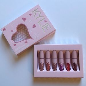 Kylie Cosmetics Matte Liquid Lipsticks 6x.65g